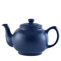 Imbryk do herbaty 1.1l granatowy P&K