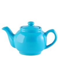 Imbryk do herbaty 1.1l niebieski P&K