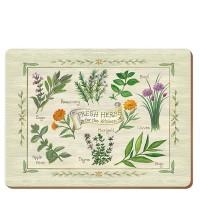 Podkładki Fresh Herbs CT 30x23 cm 6 szt