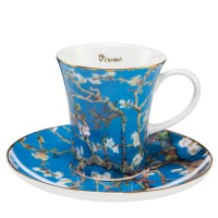 Filiżanka espresso Almond Tree 100ml Vincent van Gogh Goebel