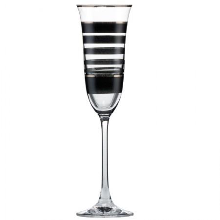 Kieliszki do szampana Stripes 25cm 2szt Cháteau Goebel