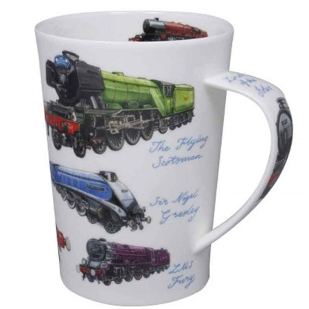 Kubek Argyll Clasic Trains 500ml Dunoon