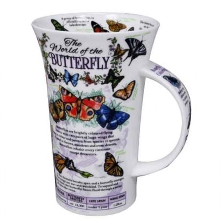 Kubek Glencoe World of the Butterfly 500ml Dunoon
