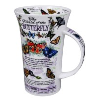 Kubek Glencoe World of the Butterfly 500ml Dunoon