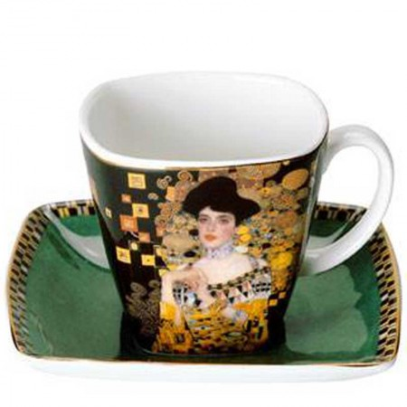 Filiżanka espresso Adela 90ml Gustaw Klimt Goebel