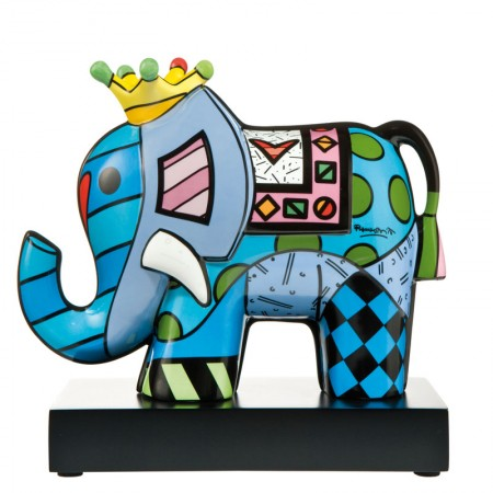 Figurka Great India 3 17 cm Romero Britto Goebel