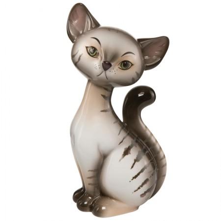 """Figurka """"Tabby"""" 18cm Kitty de Luxe Goebel"""