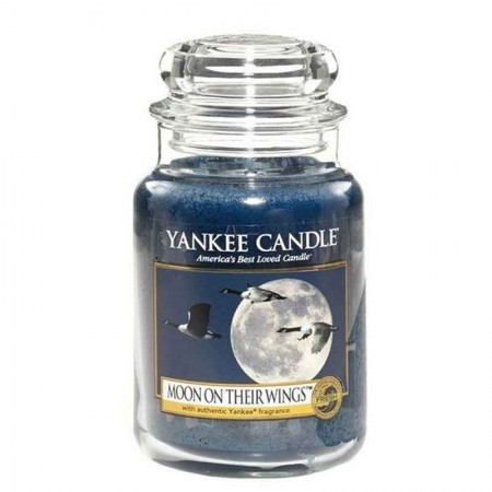 Świeca duża Moon on their Wings Yankee Candle