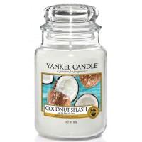 Świeca duża Coconut Splash Yankee Candle