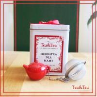 Puszka z herbatką dla Mamy