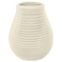 Tykwa ceramiczna Matero Calabaza White