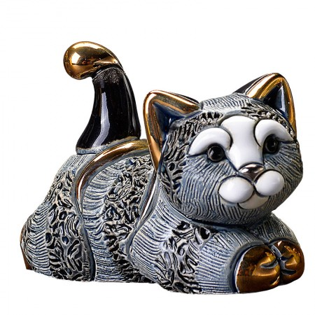 Figurka Kotek w paski 6 cm De Rosa Rinconada