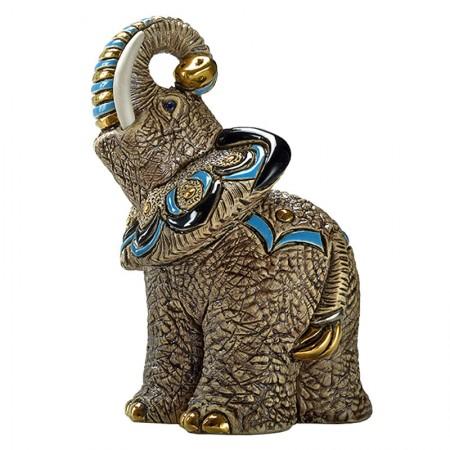 Figurka  Słoń Samburu 17 cm De Rosa Rinconada