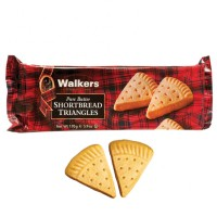 Ciastka Walkers Shortbread Triangles 170g