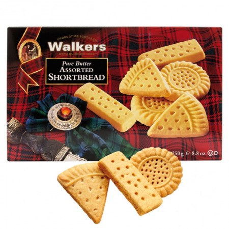 Ciastka Walkers Shortbread Mix 250g