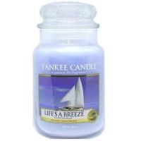 Świeca duża Life's a Breeze Yankee Candle