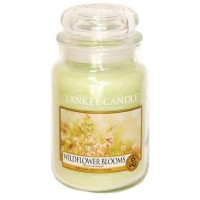 Świeca duża Wildflower Blooms Yankee Candle
