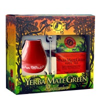 Zestaw Exclusive Yerba Mas Energia Guarana