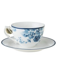 Filiżanka cappucino China Rose 250ml Laura Ashley