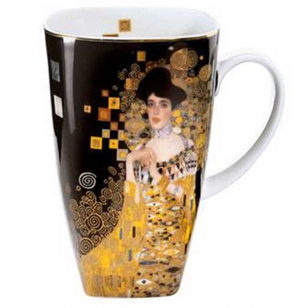 Kubek Adela 450ml Gustaw Klimt Goebel