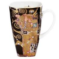 Kubek Spełnienie 450ml Gustaw Klimt Goebel