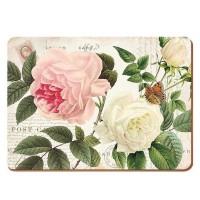 Podkładki Rose Garden CT 40x29 cm 4 szt