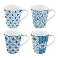 Komplet kubków Blue 300ml Coffeemania R2S