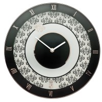 Zegar Floral śr. 35cm Cháteau Goebel