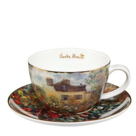 Filiżanka cappucino Dom Artysty 250ml Vincent van Gogh Goebel
