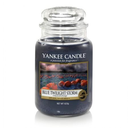 Świeca duża Blue Twilight Storm Yankee Candle