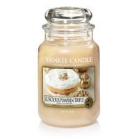 Świeca duża Luscious Pumpkin Trifle Yankee Candle