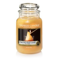 Świeca duża Poached Pear Flambe Yankee Candle