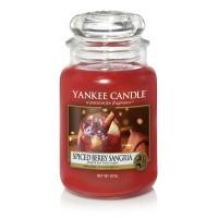 Świeca duża Spiced Berry Sangria Yankee Candle