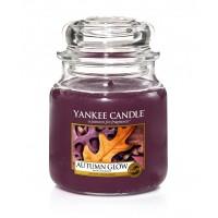 Świeca średnia Autumn Glow Yankee Candle