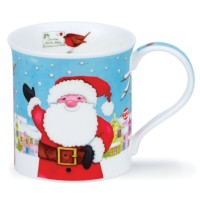 Kubek Bute Christas Post Santa 250ml Dunoon