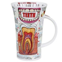 Kubek Glencoe Teeth 500ml Dunoon
