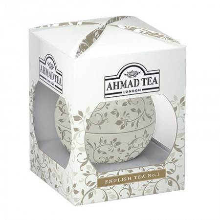Herbata w puszce English Tea No.1 30g AhmadTea