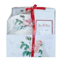 Pudełko prezentowe filiżanka z herbatą