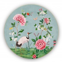 Talerz XL 32 cm Blushing Birds Blue Pip Studio