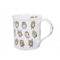 Kubek Bute Little Chicks Owls 250ml Dunoon