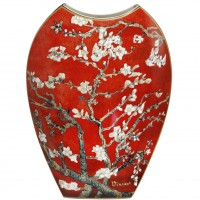 Wazon Almond Tree Red 47 cm Vincent van Gogh Goebel