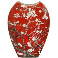 Wazon Almond Tree Red 47 cm Vincent van Gogh Goebel