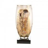 Lampa Pocałunek 39 cm Gustaw Klimt Goebel