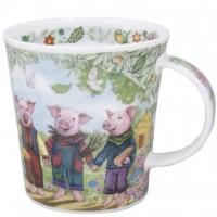 Kubek Lomond Fairy Tales III Three Little Pigs 320ml Dunoon