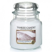 Świeca średnia Angel Wings Yankee Candle