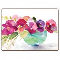 Podkładki Bowl of Blooms 40x29 cm Cala Home