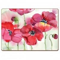 Podkładki Fresh Poppies 40x29 cm Cala Home
