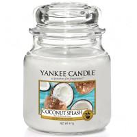 Świeca średnia Coconut Splash Yankee Candle