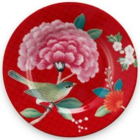 Talerz XS 12 cm Blushing Birds Red Pip Studio