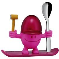 Kieliszek na jajko różowy McEgg WMF